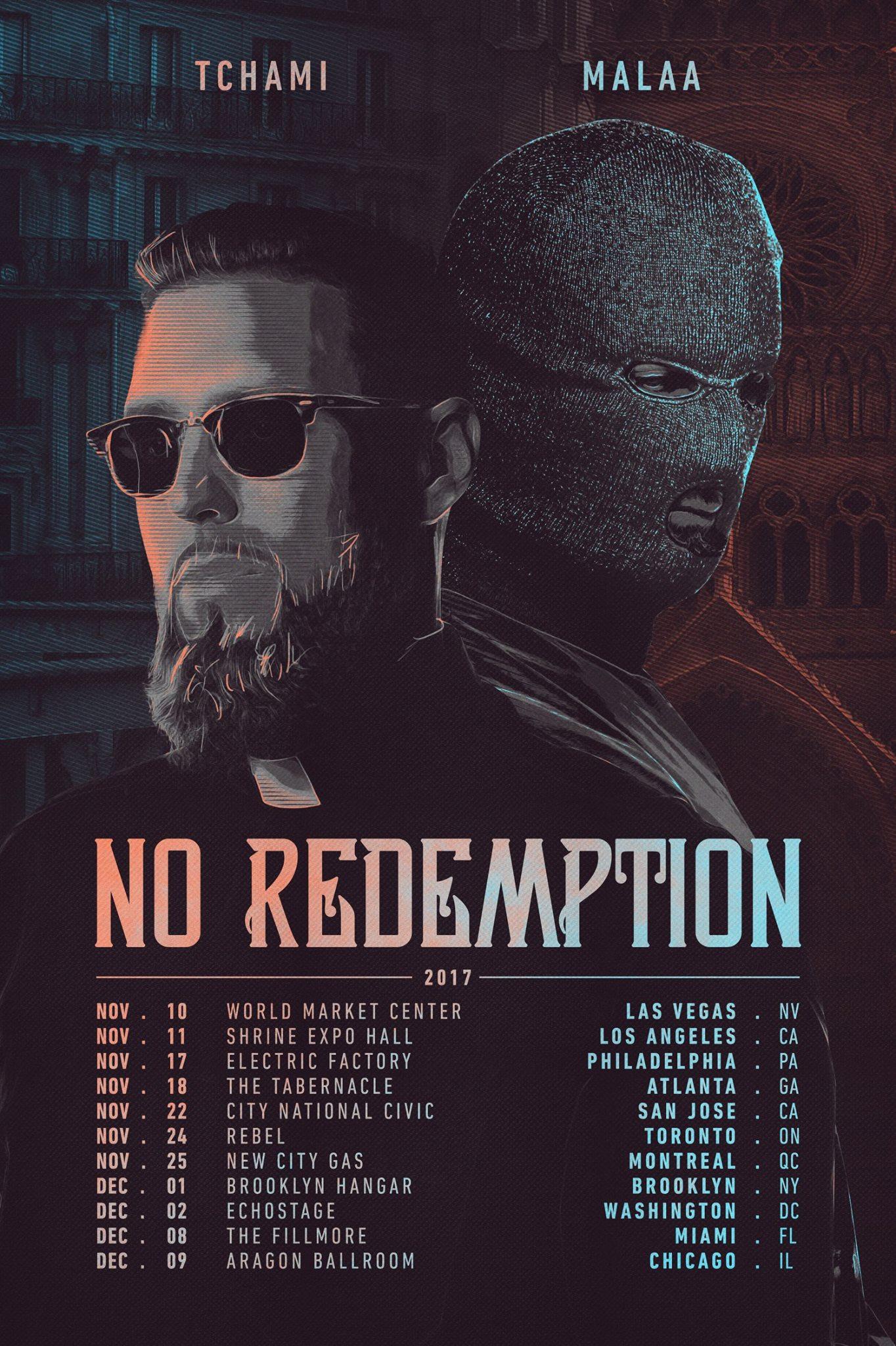 No Redemption Tour Chicago