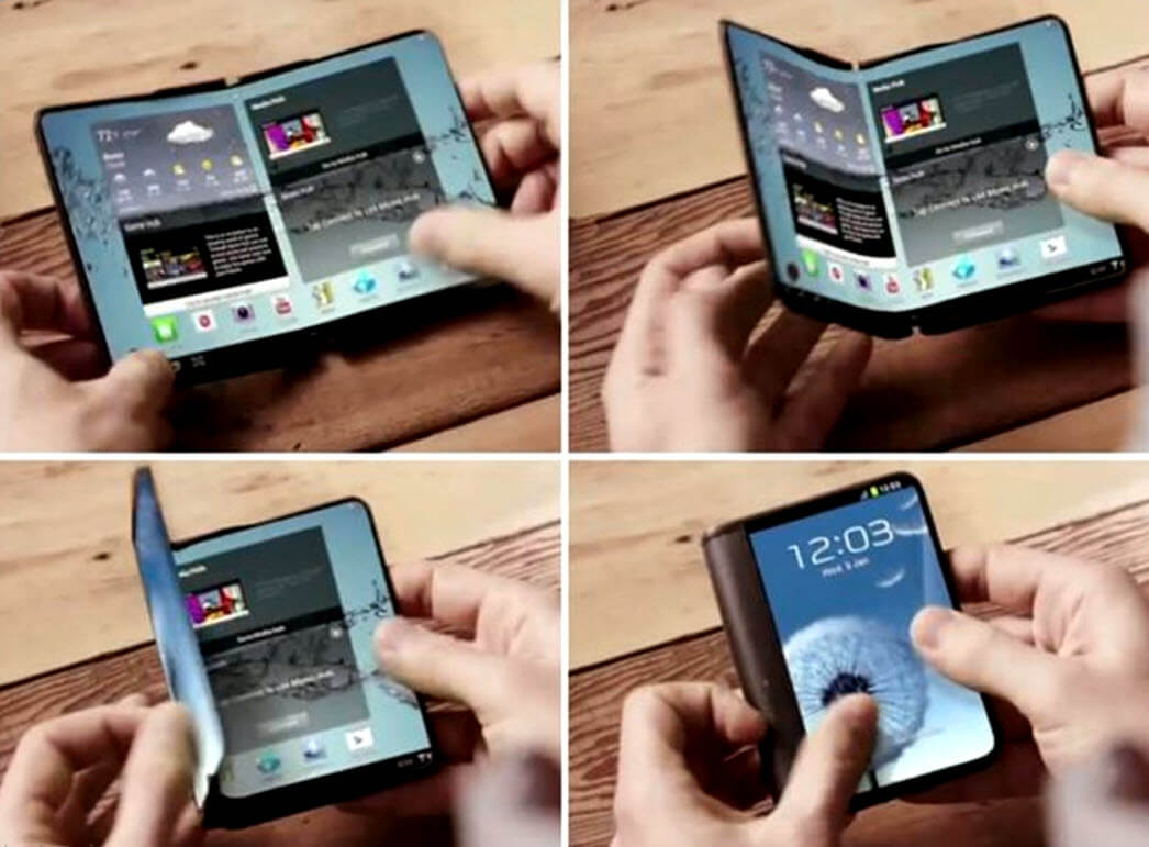 Pricing Specs Emerge On Samsungs Foldable Smartphone