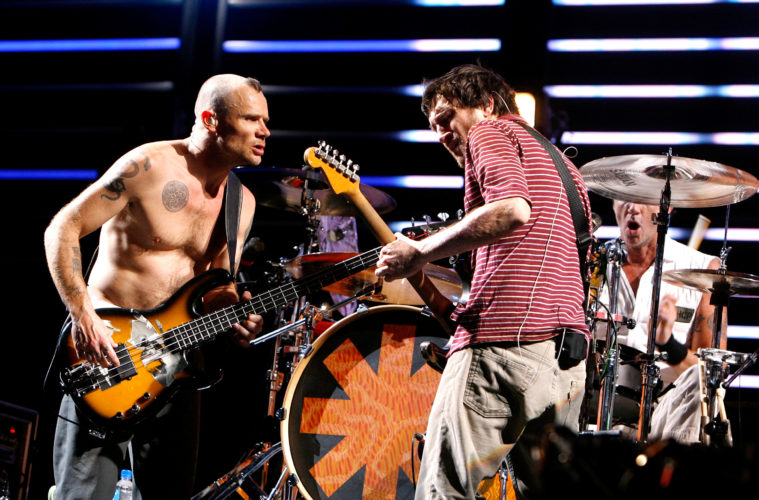 John Frusciante Has Rejoined Red Hot Chili Peppers