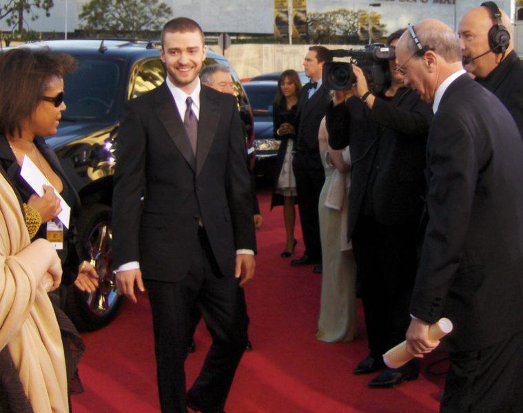 Justin Timberlake Bringing Sexy Back Music Video