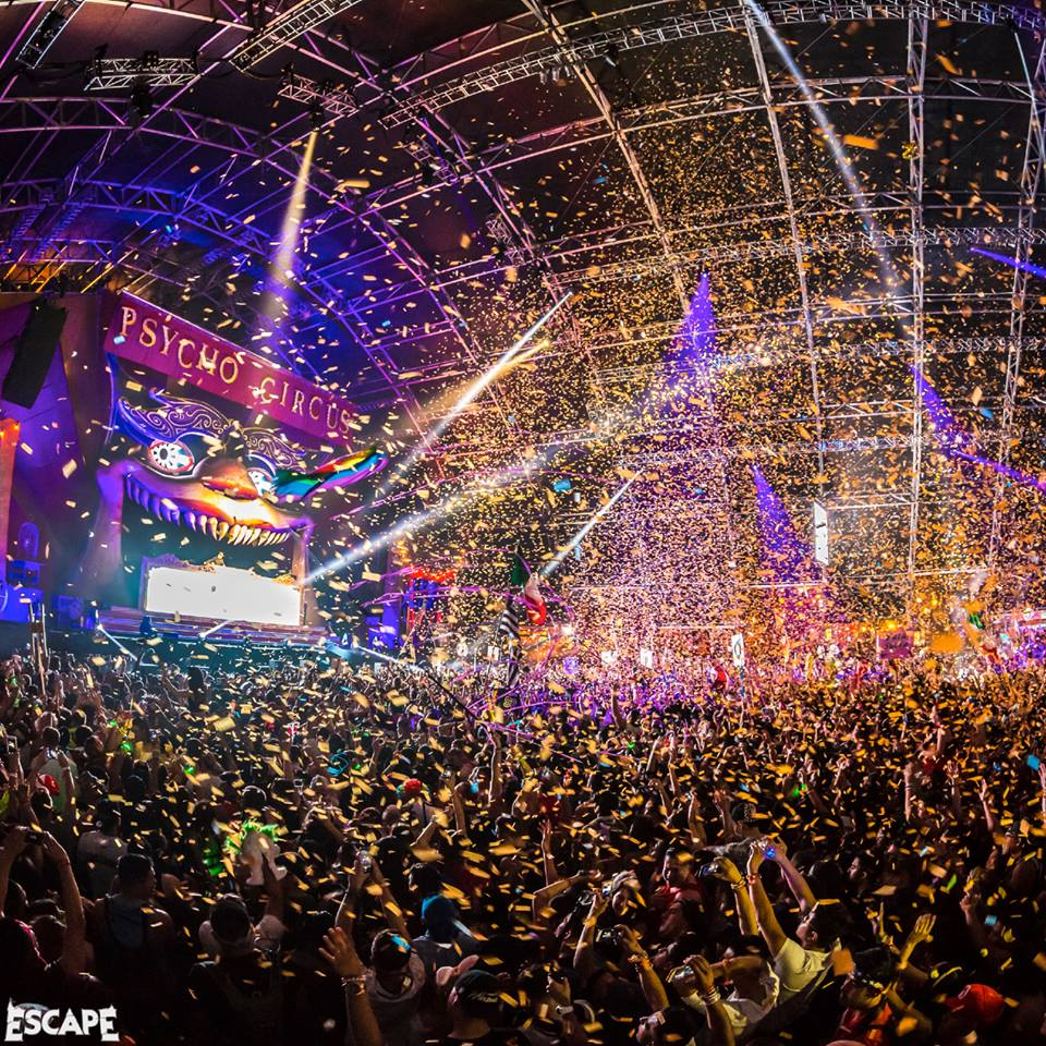 Celebrate Halloween with Insomniac's Escape: Psycho Circus | Your EDM