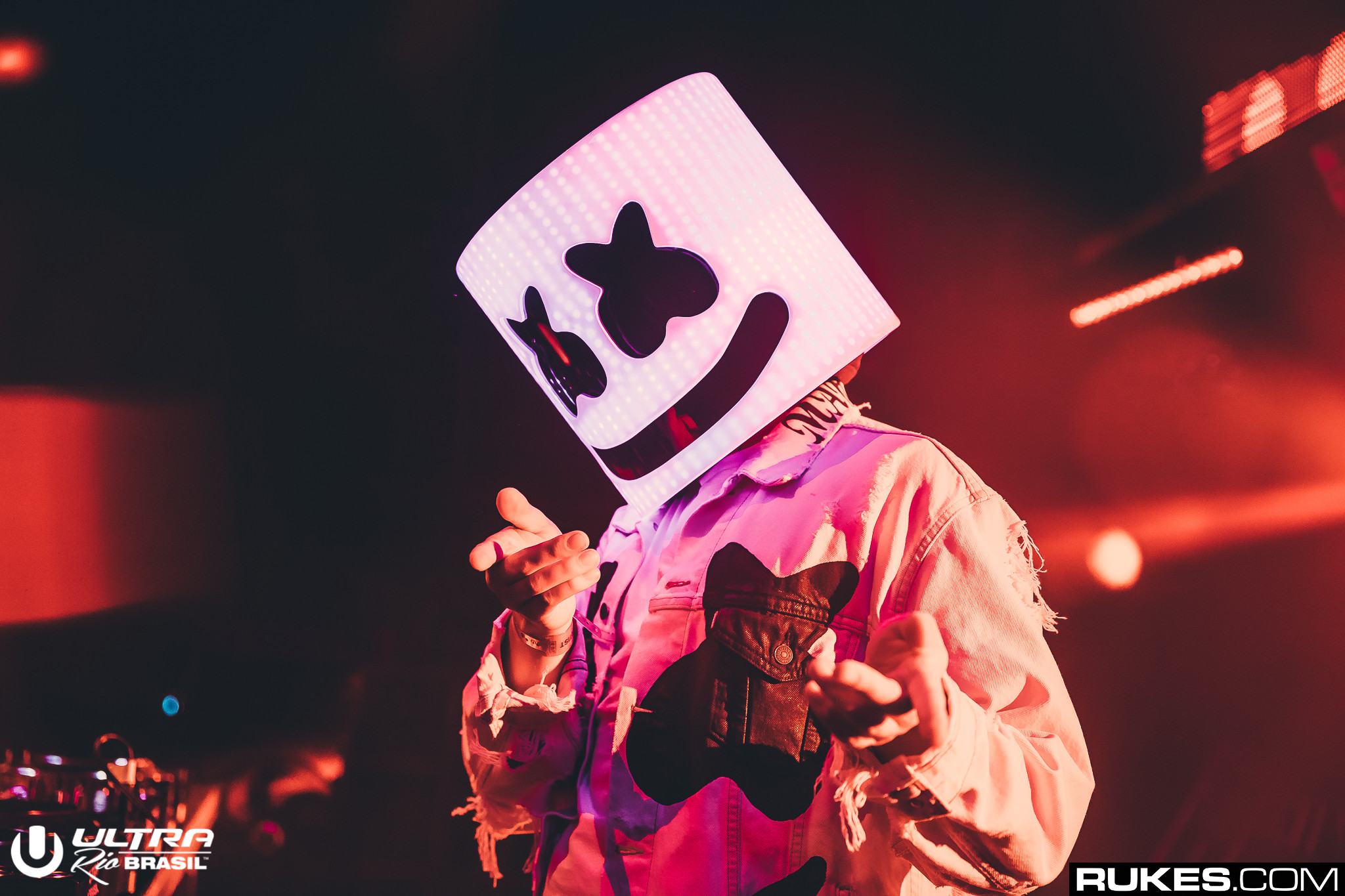 Marshmello Is Going Full-On Dubstep with His Next Collab