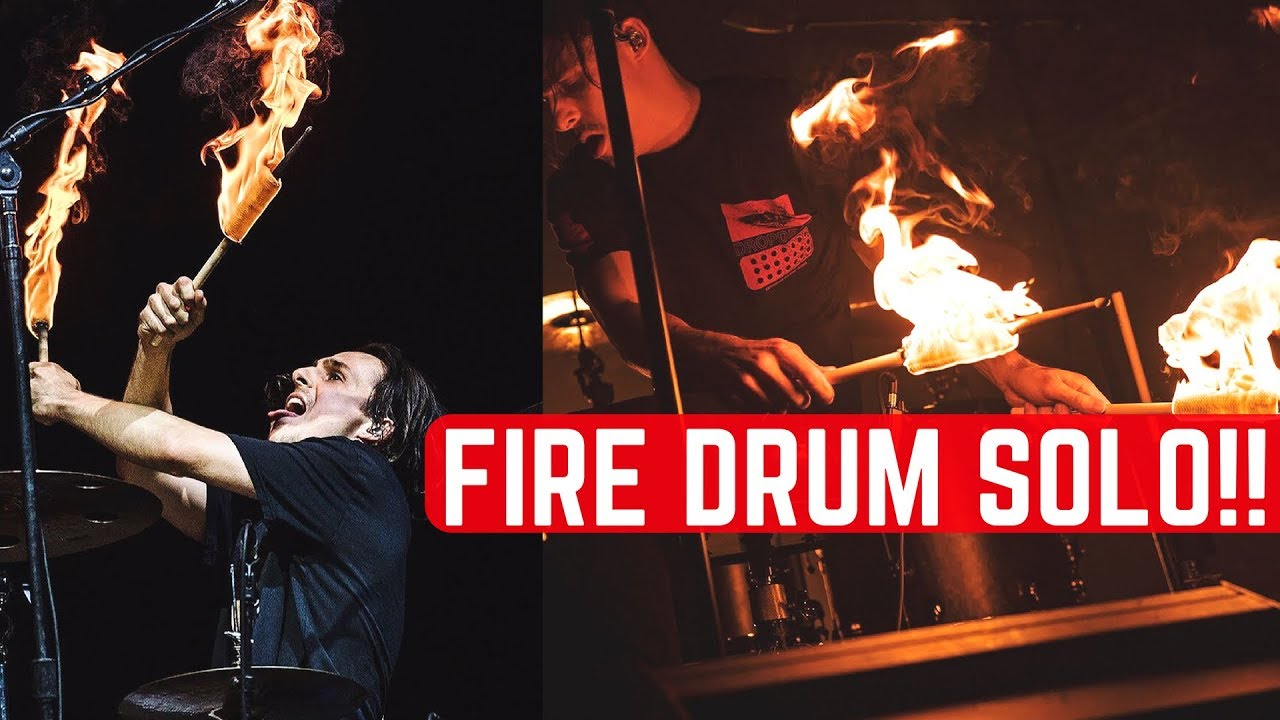 the chainsmokers 39 drummer matt mcguire sets drum sticks on fire for epic solo your edm. Black Bedroom Furniture Sets. Home Design Ideas