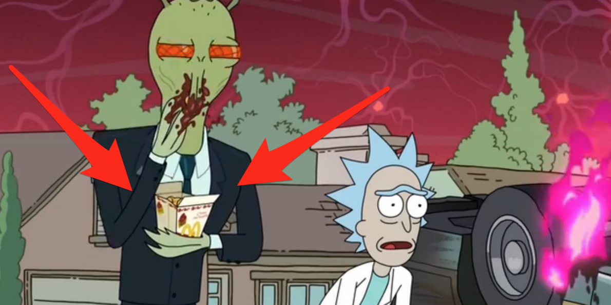 Rick And Morty Fans Get McDonald's To Bring Back Szechuan Sauce