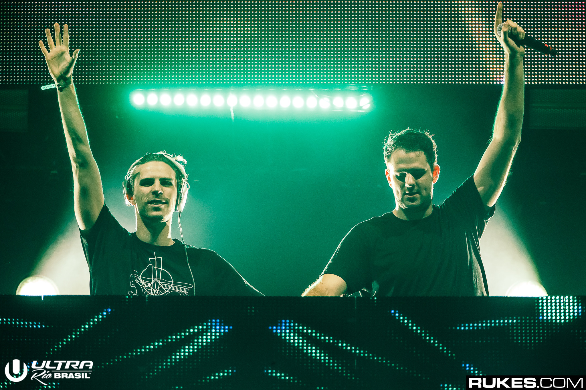 W&W Talk Rave Culture, New Music, Production and Career Tips