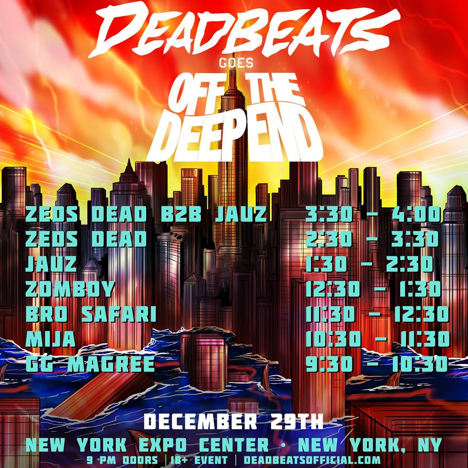 Zeds Dead & Jauz Join Forces for Massive New Collab, Out Now