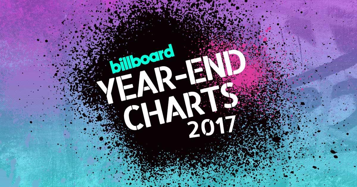 The Chainsmokers Calvin Harris Zedd Kygo All Rank On Billboard S Hot 100 Songs Of 2017