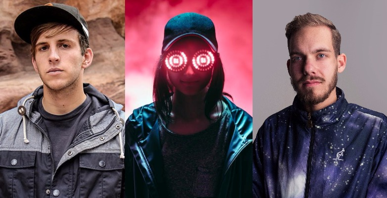 Illenium, Rezz, & San Holo Are Our Top Breakout Artists Of