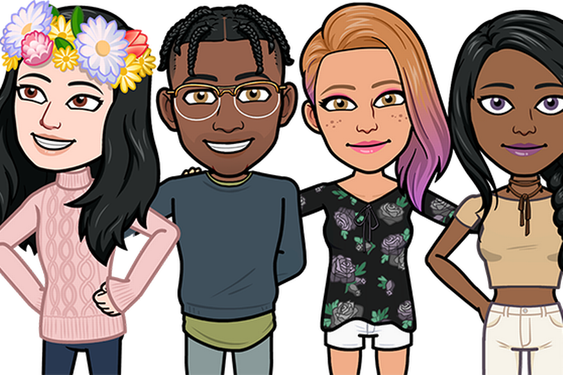 Now Your Bitmoji Look More Just Like Thanks