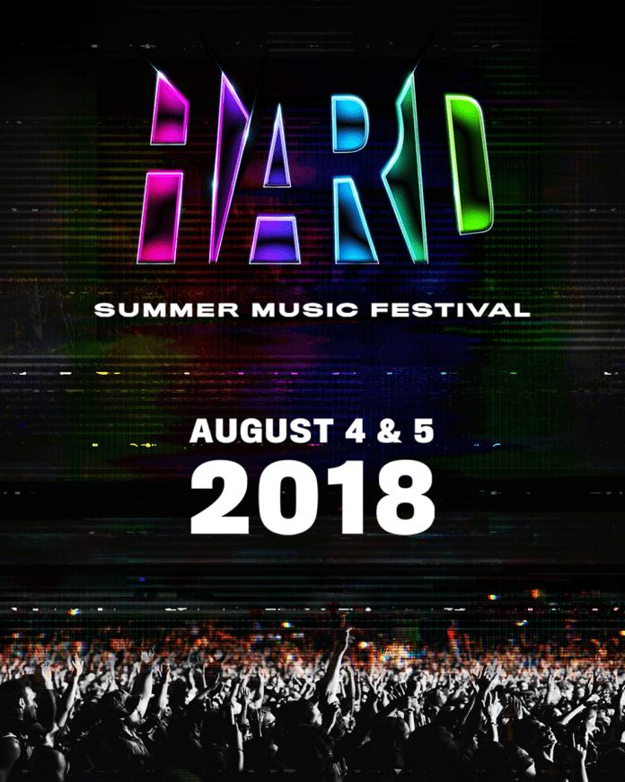 HARD Summer Reveals 2018 Festival Dates