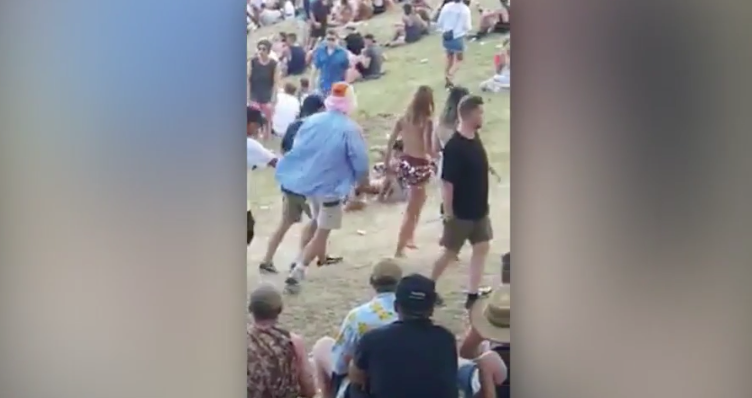Festival Attendee Speaks Out After Fighting Back Against Man Who Groped Her (NSFW)
