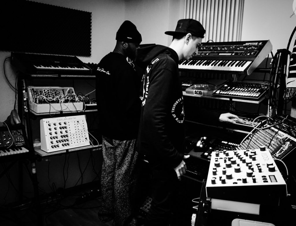 "Boys Noize and Virgil Abloh Team Up for ""Orvnge"""