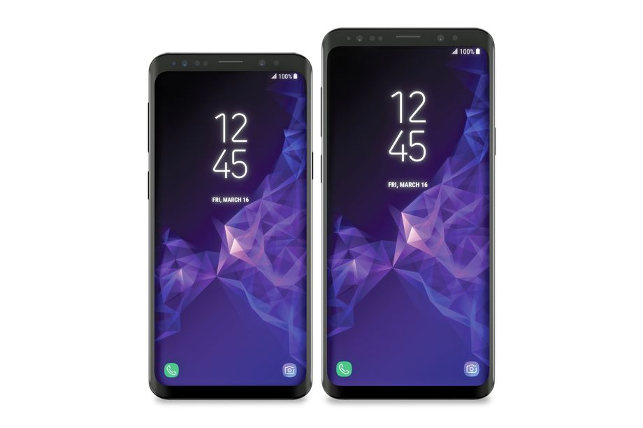 Report reveals images and specifications of the Galaxy S9 and S9+