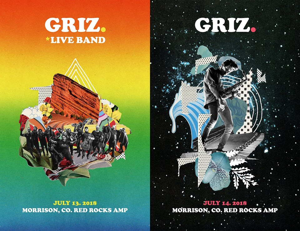 griz announces another epic 2 night run at red rocks this summer featuring live band dj set