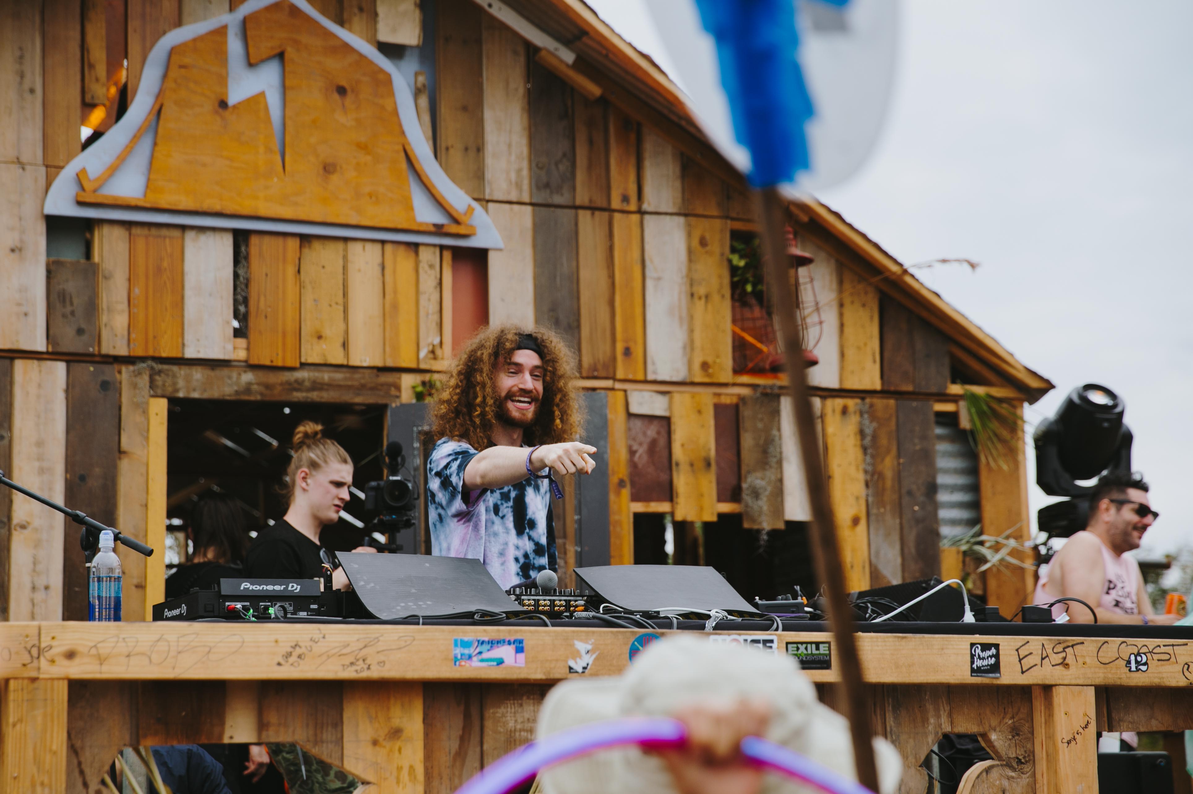 Dirtybird Campout East Coast Wins Debut Weekend Despite Near Shut-Down Review]