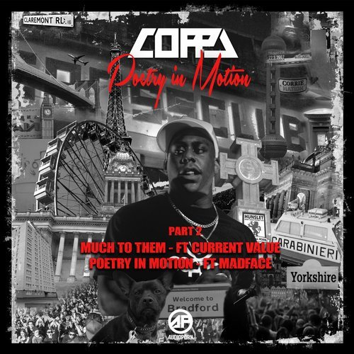 Q&A: This One's for the MCs - Coppa is About to Drop His Second LP and It's 'Poetry In Motion' Free Download]