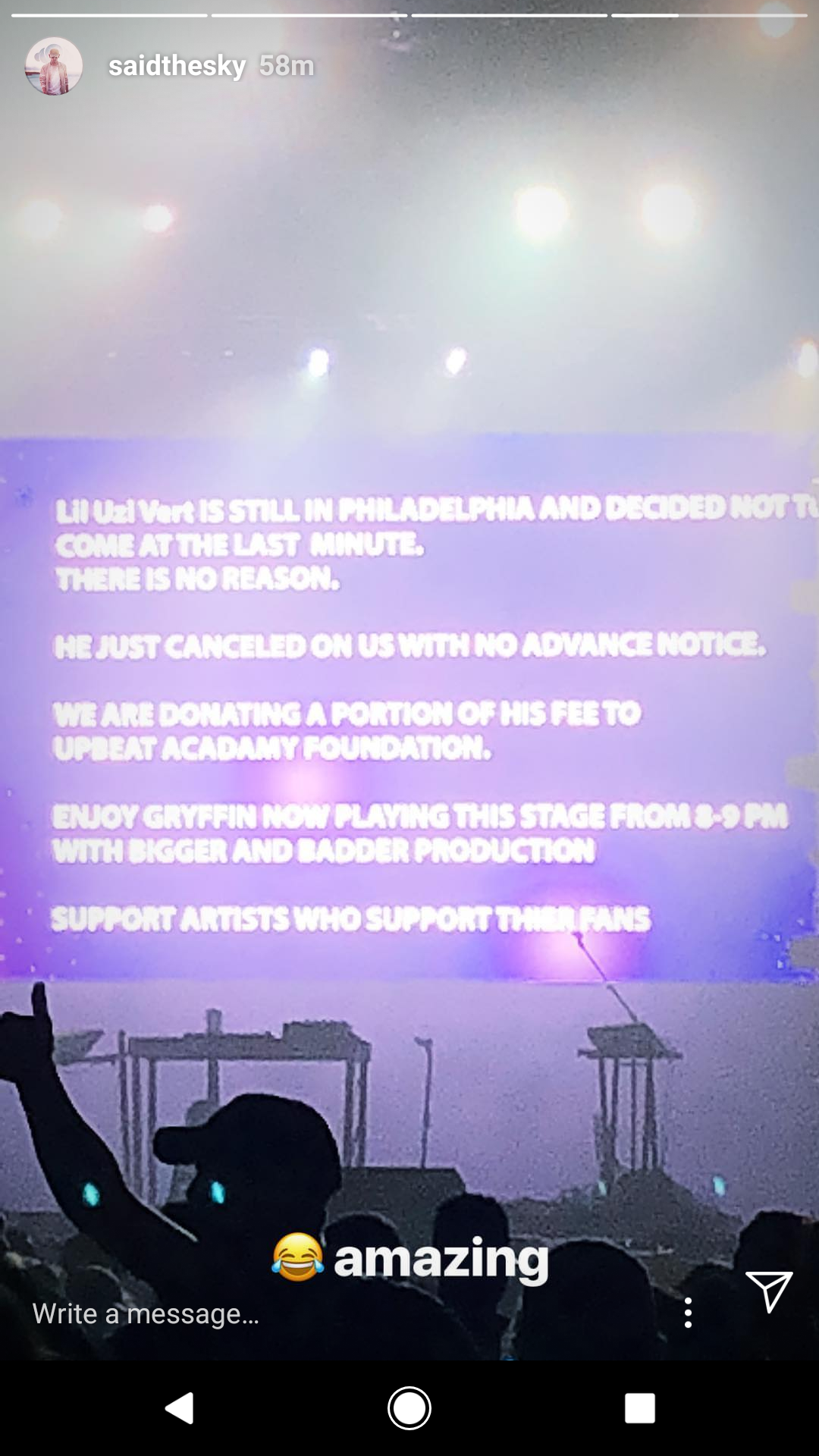 Buku Festival Puts Headliner On Blast for Not Showing Up