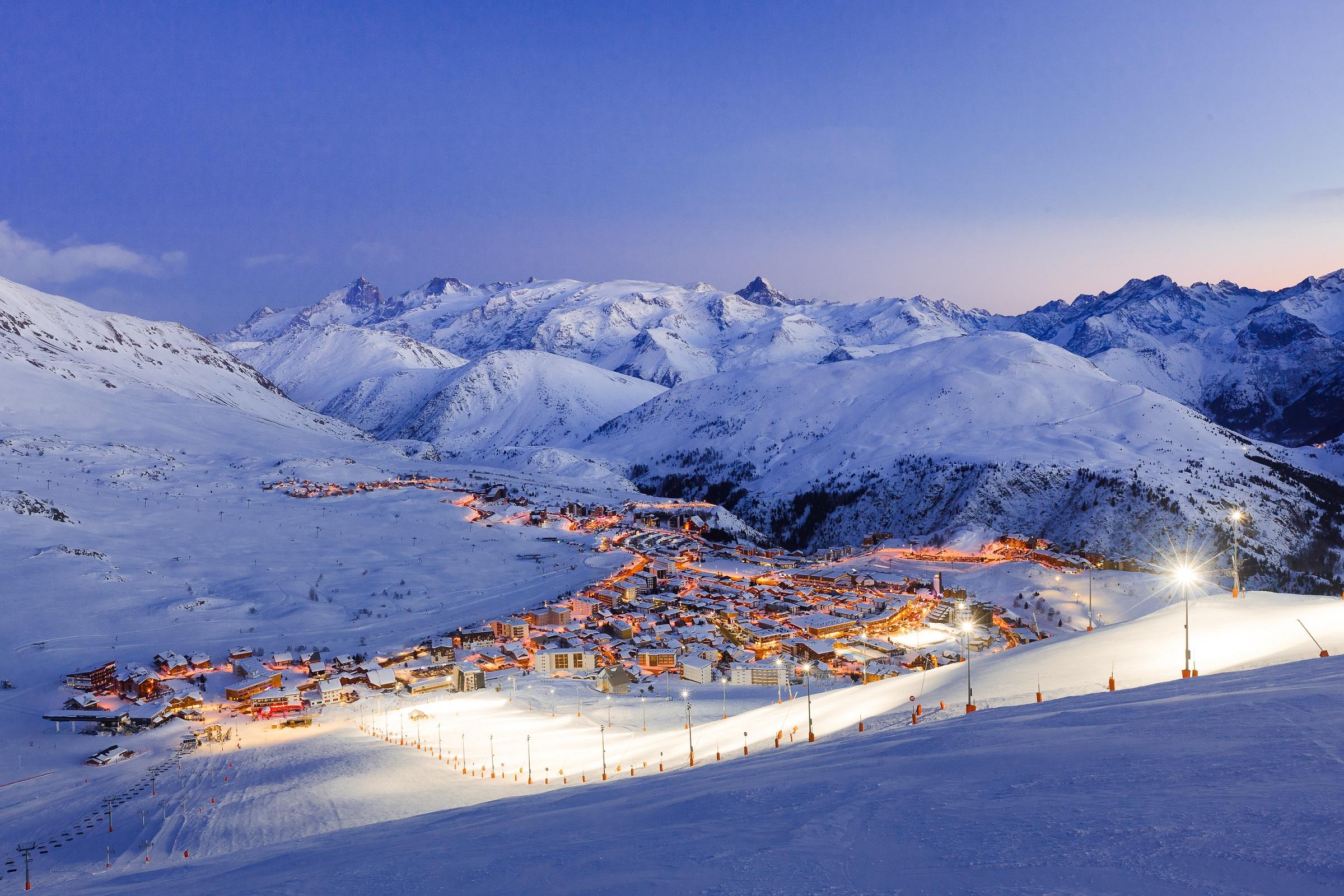 Tomorrowland Shares Breathtaking Photos  Its New Winter Festival Destination