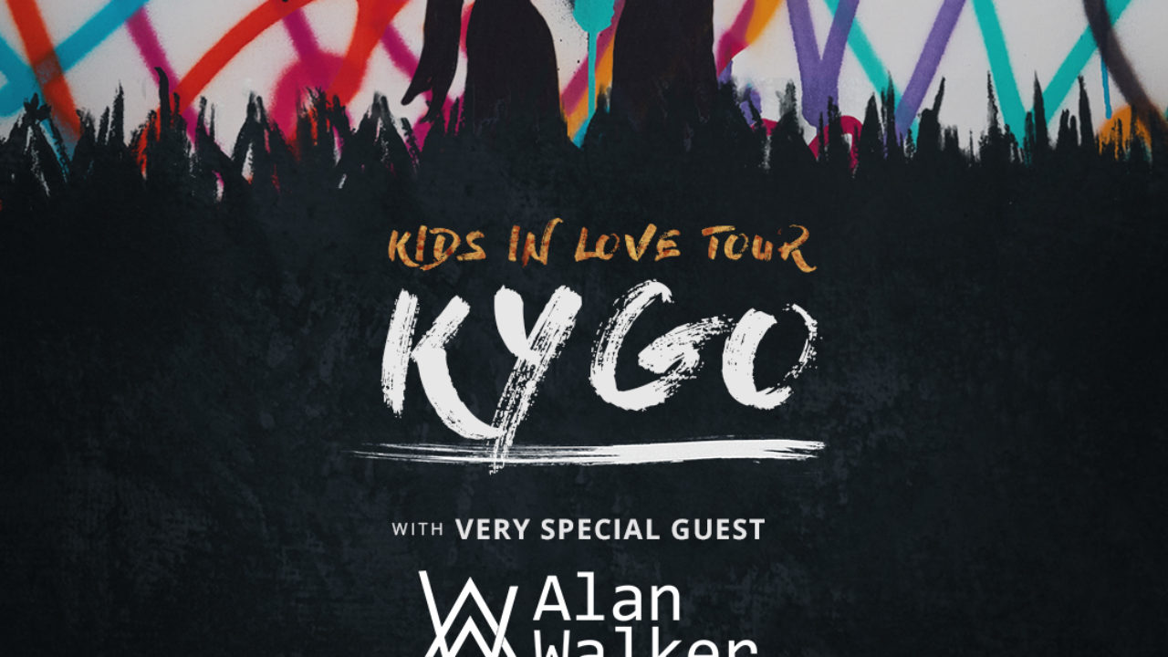 kygo tour canada