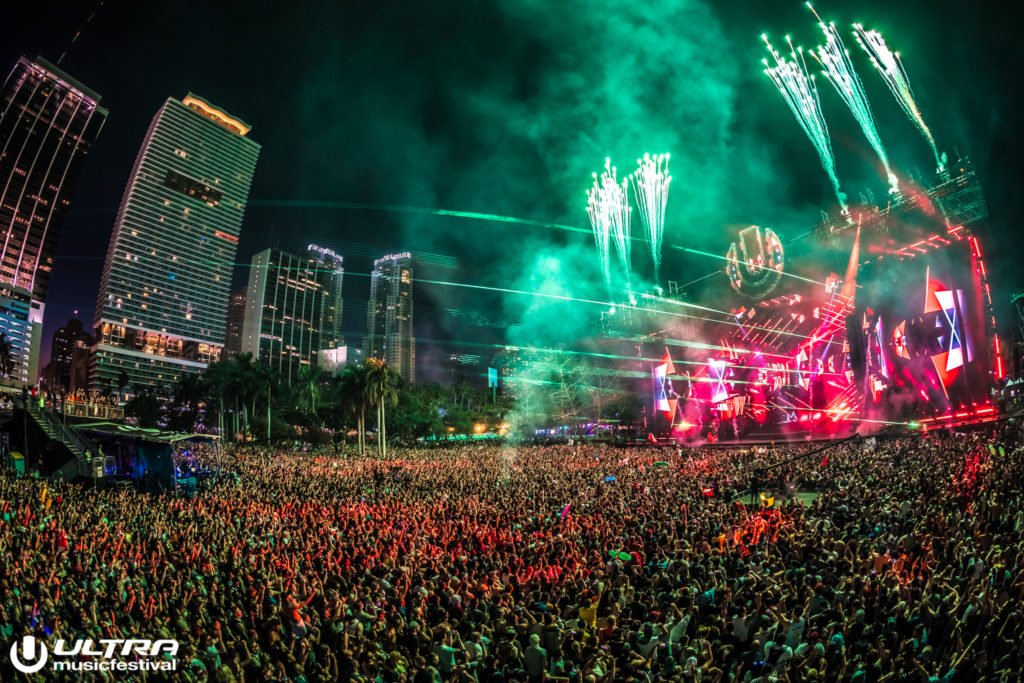 Ultra Music Festival Reaches Agreement with Miami's Downtown Neighbors Alliance