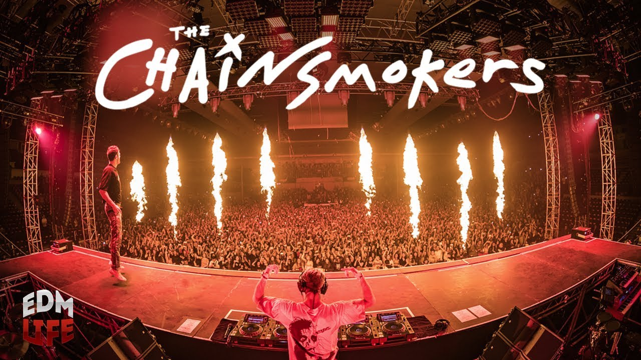 the chainsmokers drops only