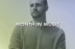 month in music march