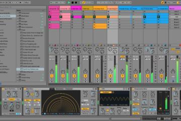 Ableton Live Masterclass