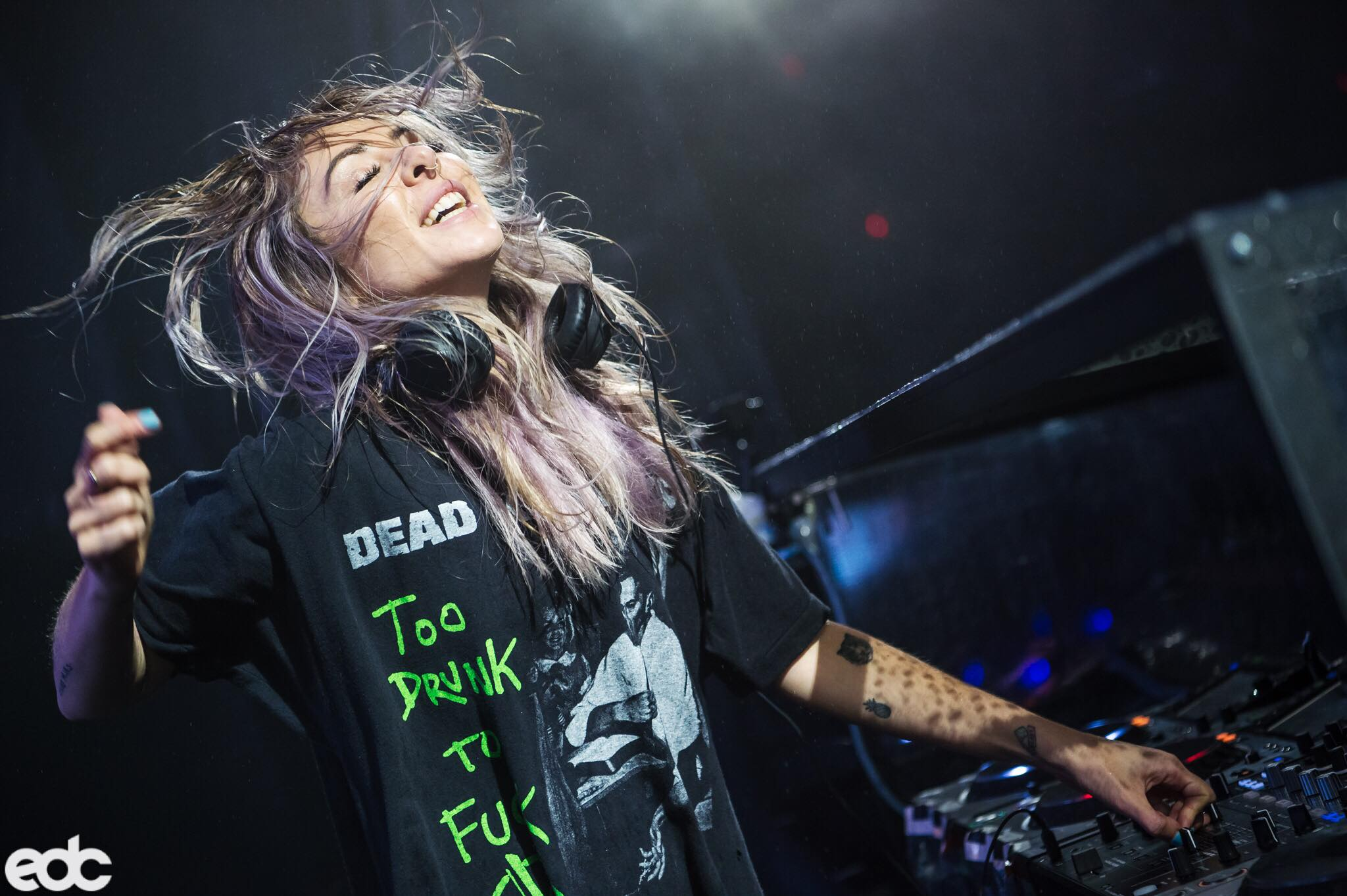 Alison Wonderland via Jake West for Insomniac
