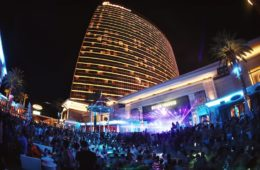 wynn encore beach club