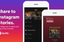 Instagram Spotify Launch