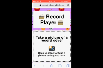 record player app