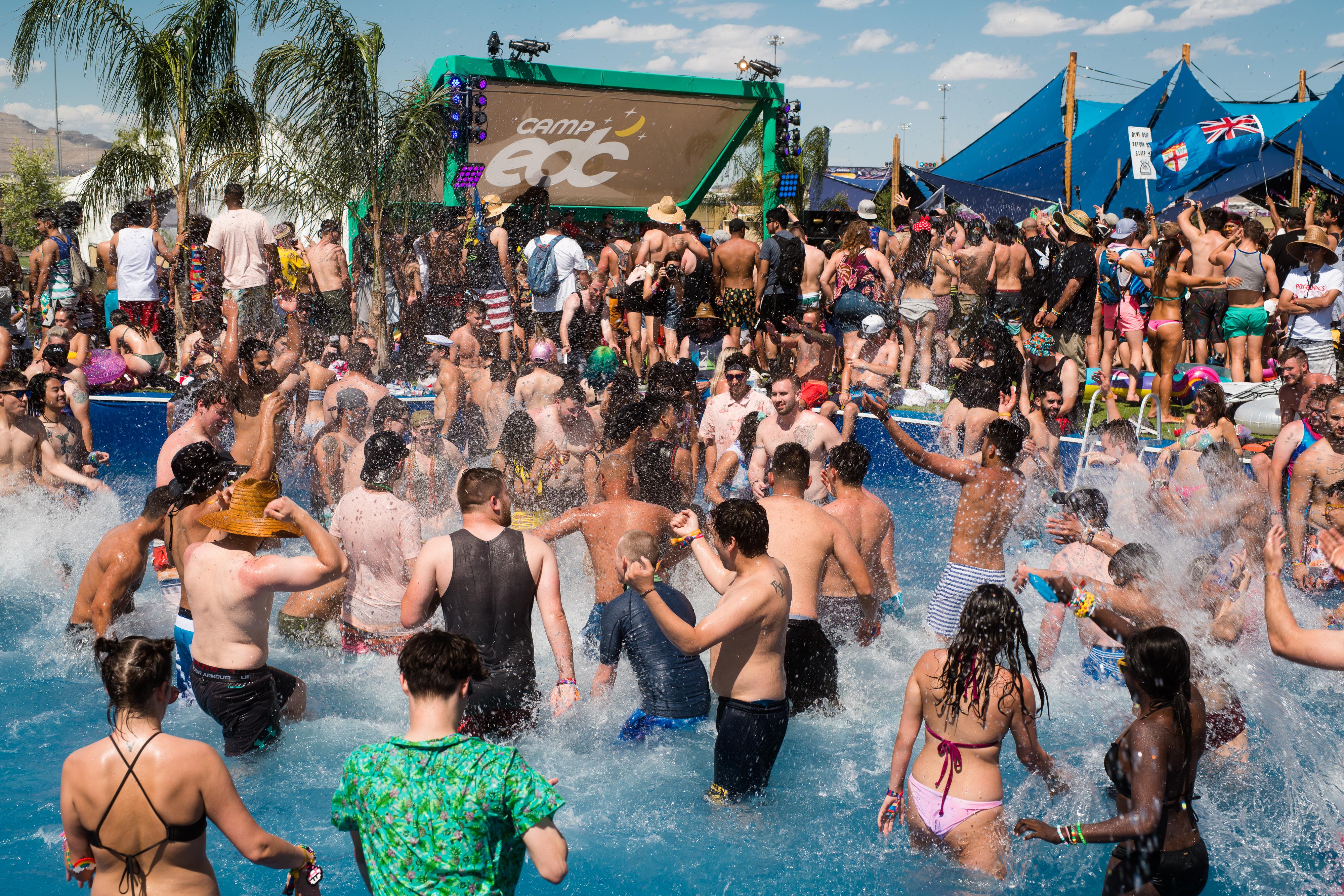 EDC Las Vegas Reveals Artist Sets for Camping, Yoga & More