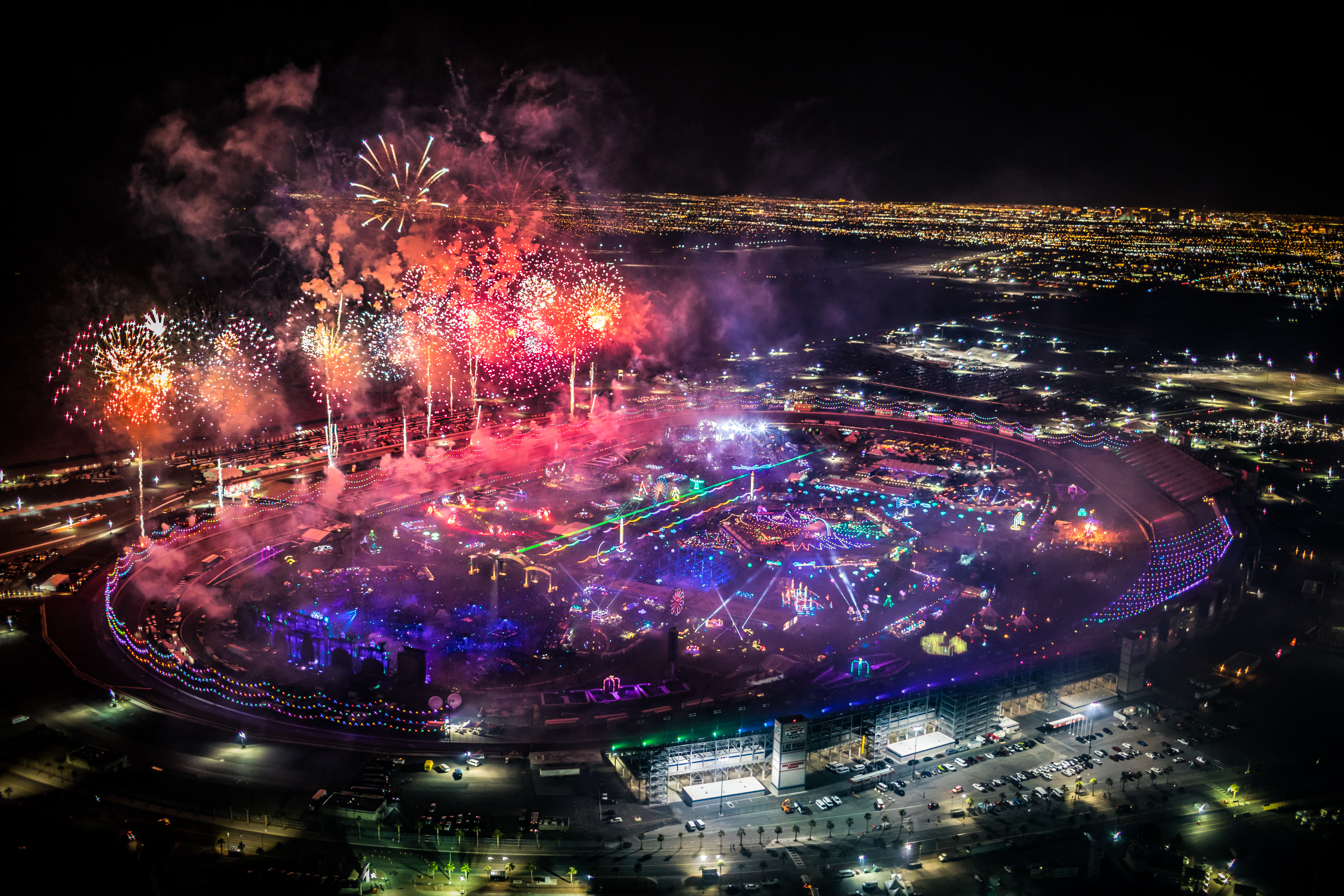 EDC 2019 By The Numbers: 27 Arrests on Night 1