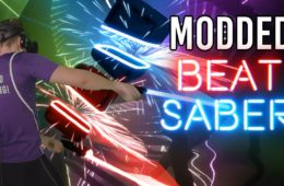 beat saber - video game