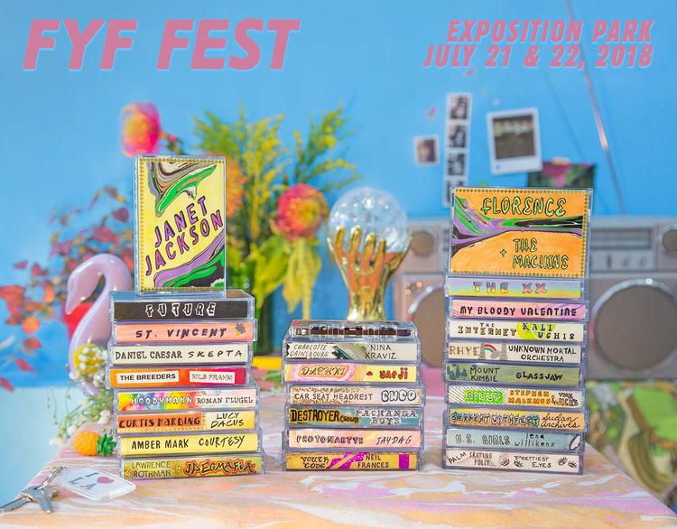 FYF Fest 2018