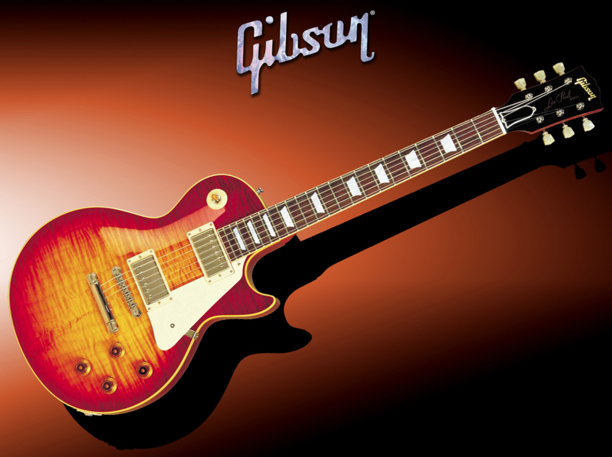 Guitar Brand Gibson Files For Bankruptcy