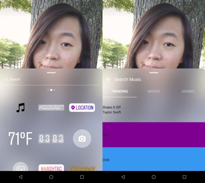 Better Than Snapchat? Instagram Is Bringing Music To Stories [REPORT]