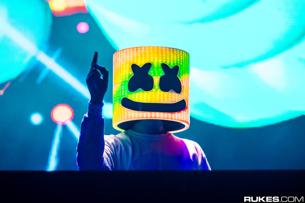 Marshmello Features On Cover Of Forbes' 30 Under 30 Issue