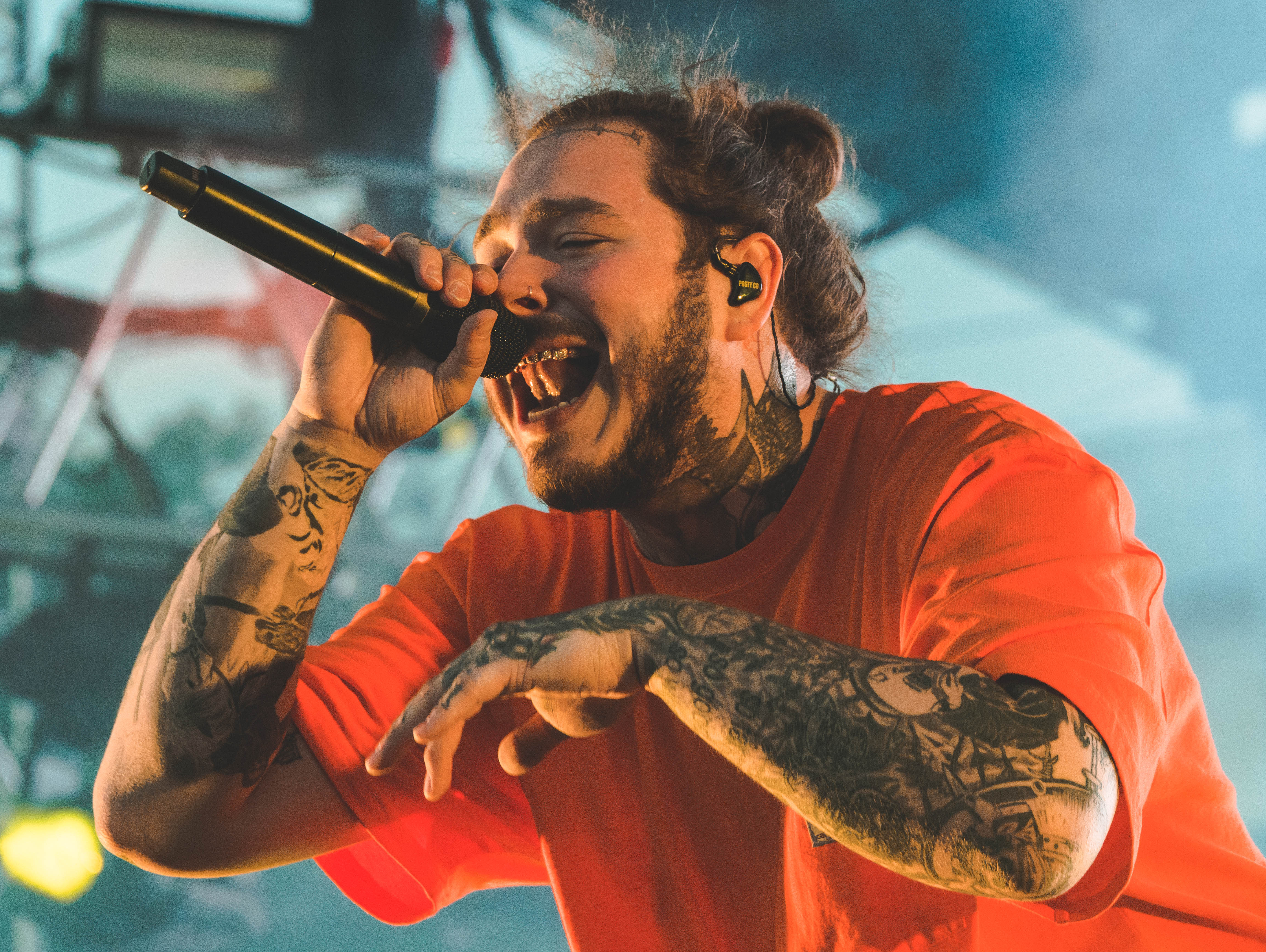 Post Malone Unleashes Full Lineup For First-Ever Posty Fest   Your EDM