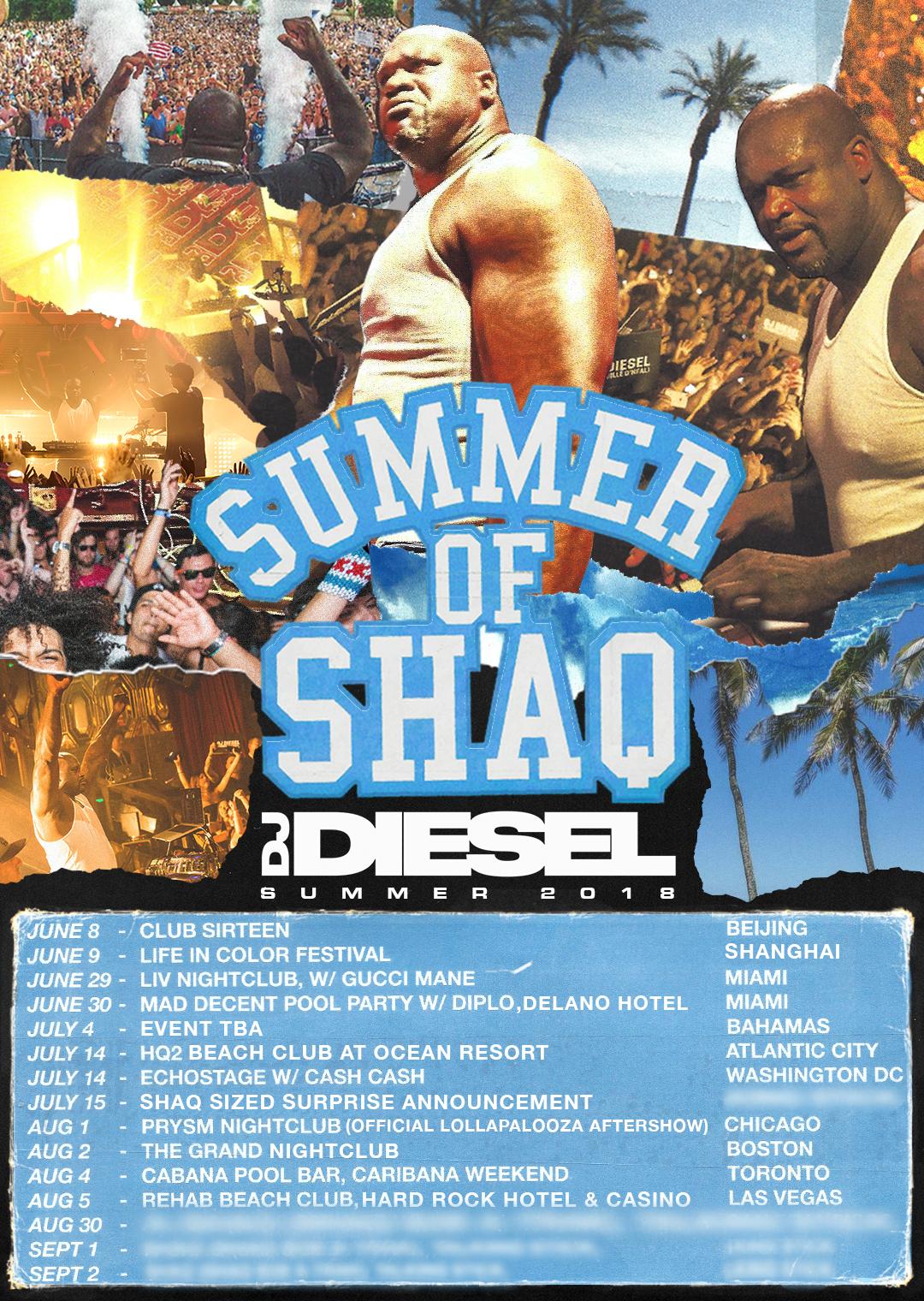shaq-umumkan-tur-debutnya-summer-of-shaq-2