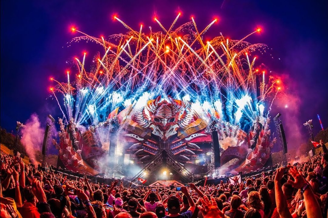 Defqon 1 Shares Incredible Closing Ritual For 2018   Your EDM