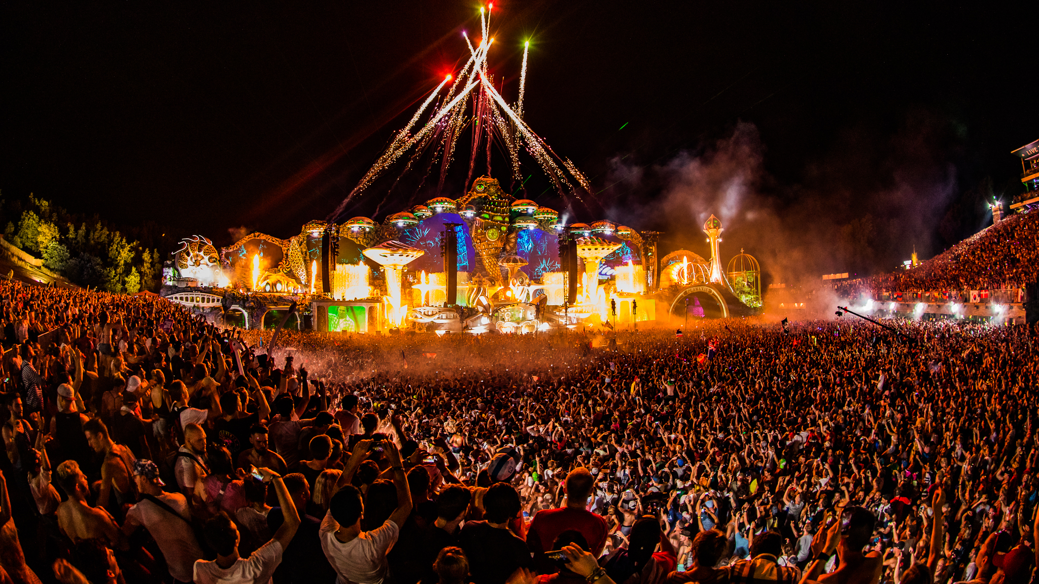 Tomorrowland 2018 S New Aftermovie Is Already Here Giving Us All