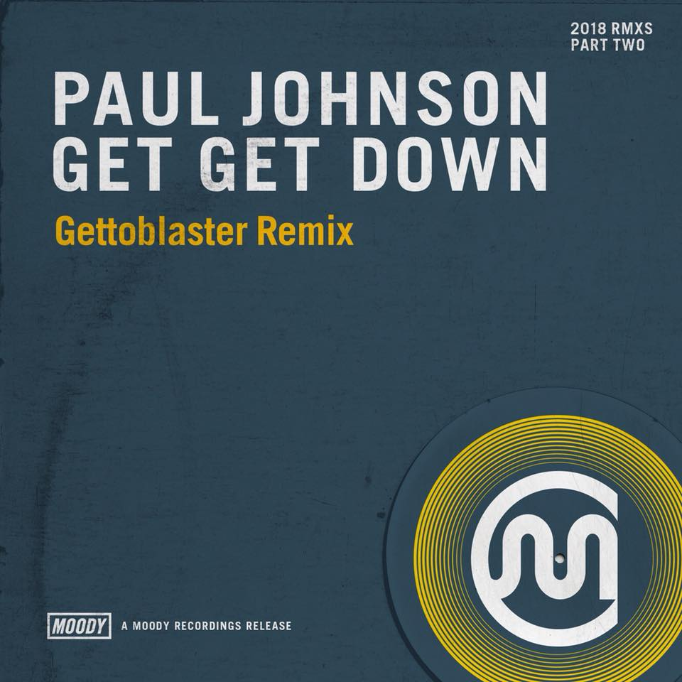 Gettoblaster - Get Get Down Remix