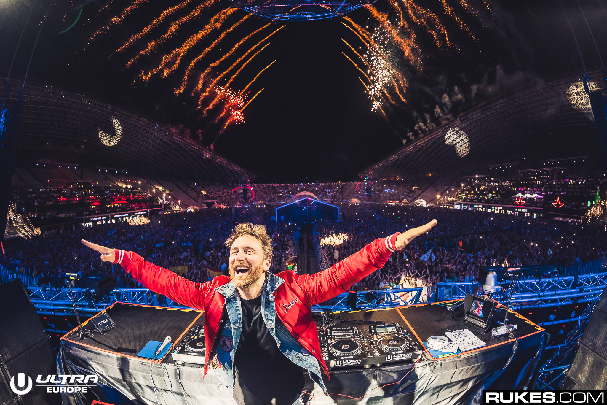 David Guetta Miami Ultra Music Festival 2019 ile ilgili görsel sonucu