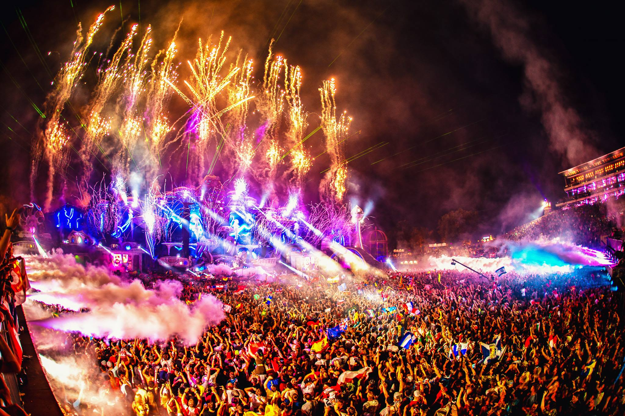 Tomorrowland Adds Another New Batch Of Artists To 2019 Lineup