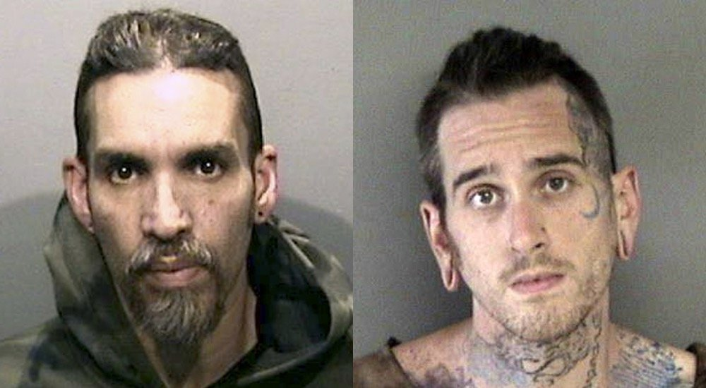 Photos released by the Alameda County Sheriff's Office
