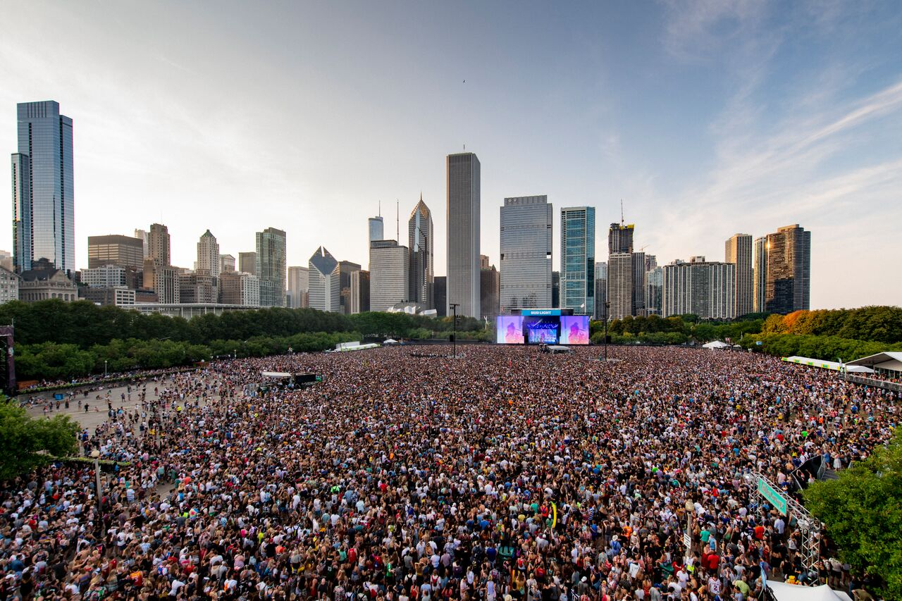 WATCH: Lollapalooza 2019 Live Stream Featuring Madeon, RL Grime & More [DAY  3] | Your EDM