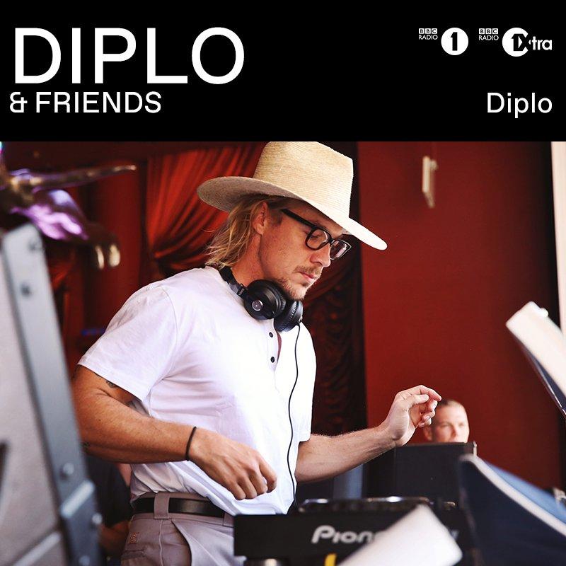 Diplo & Friends