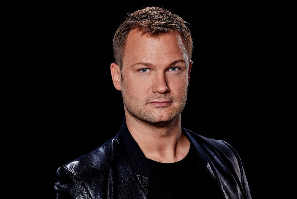 Jeffrey Sutorius - Dash Berlin