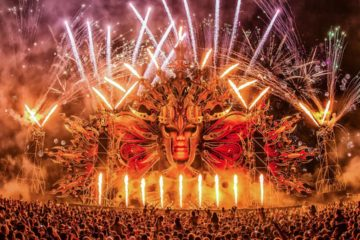 Defqon 1 Shares Incredible Closing Ritual For 2018 | Your EDM